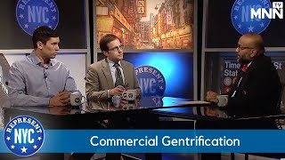 Represent NYC: Commercial Gentrification