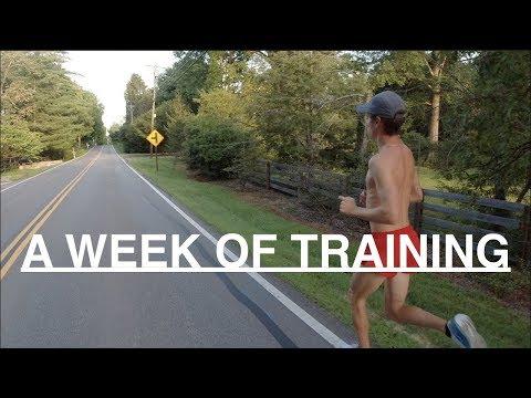 A Week of Long Distance Running! Summer Training Vlog #7