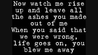 Ashes- Embrace (& lyrics)