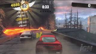 Stuntman: Ignition PlayStation 3 Gameplay - Aftershock -