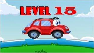 Wheely 2 Level 15 Walkthrough