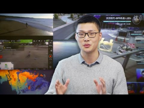 RI Seminar: Shuo Yang : Drones To Robots, The Road To Make Technologies More Accessible
