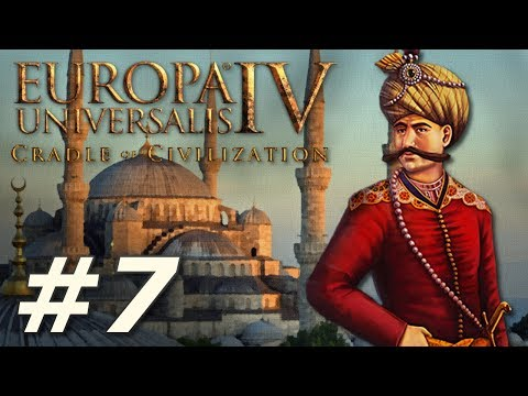Europa Universalis IV: Cradle of Civilization | Aq Qoyunlu - Part 7