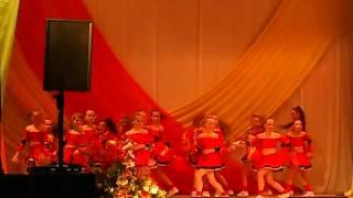 Коллектив современного эстрадного танца экшн .отчетный концерт танец бруклин