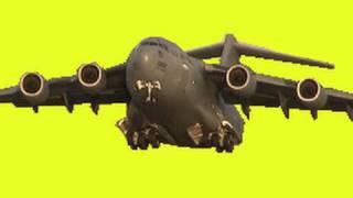EPIC C-17 TAKEOFF! (HD 1080p)