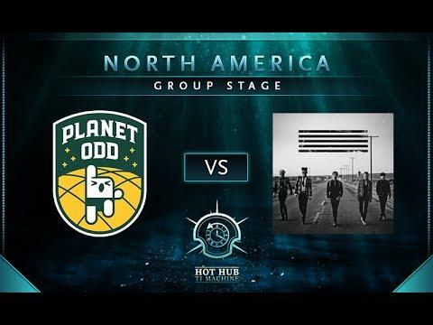 Starboyz vs Planet Odd - TI7 NA Regional Qualifier