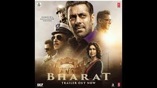 BHARAT trailer out