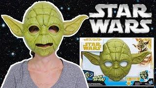 Yoda Electronic Mask