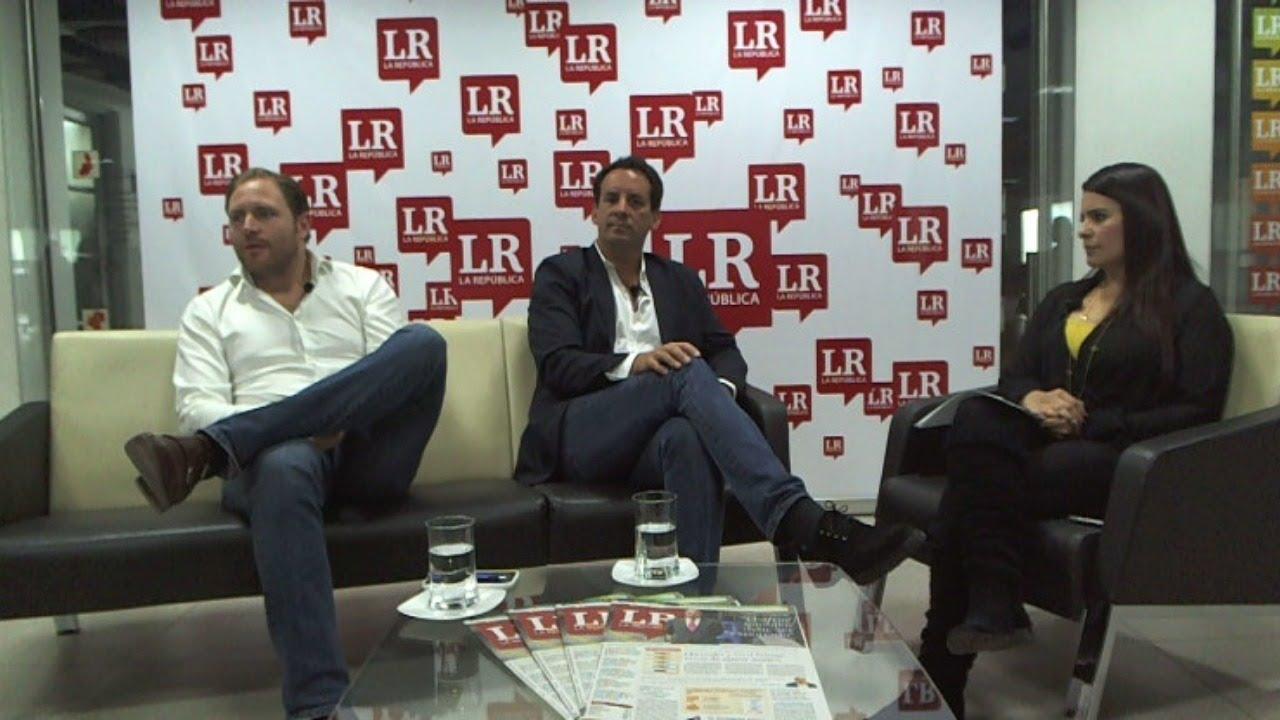 Mauricio Hoyos y Ricardo Leyva