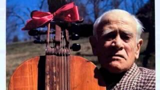 John Jacob Niles - I Wonder as I Wander