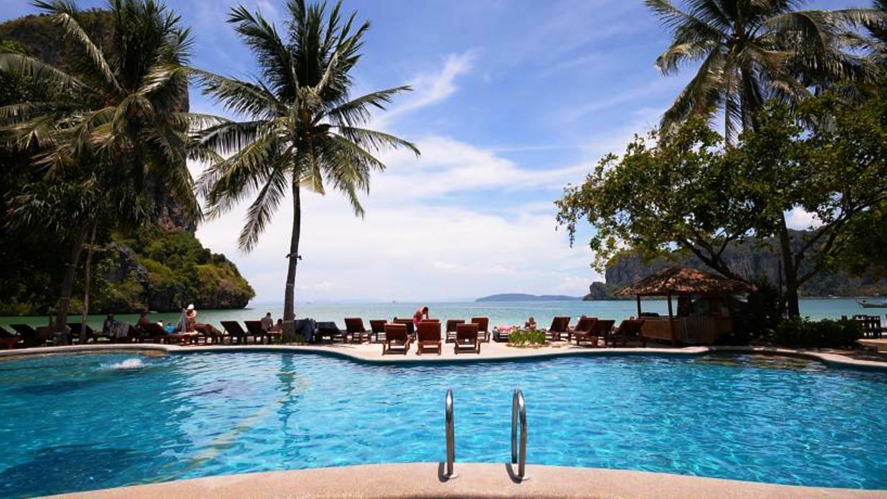 Railay Bay Resort Spa Beach Krabi Province Thailand 4 Stars Hotel