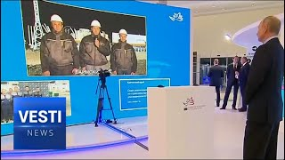 Eastern Economic Forum Sheds Light on Remarkable Potential of Russia's Farthest Territories