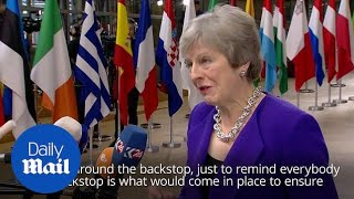 PM could extend Brexit transition by