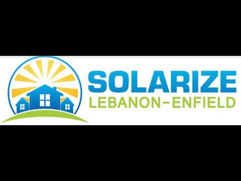 Solarize Lebanon-Enfield!