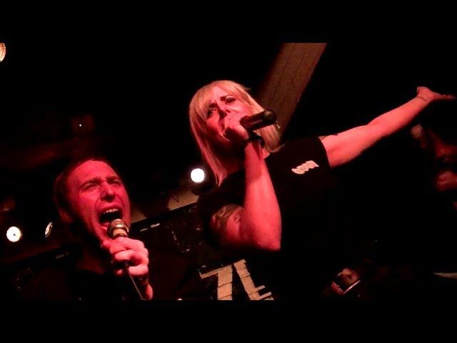 Moscú Babies - 'Bla, Bla, Bla' feat. Kurt Baker (live)