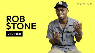 Rob $tone 'Chill Bill' Official Lyrics & Meaning | Verified