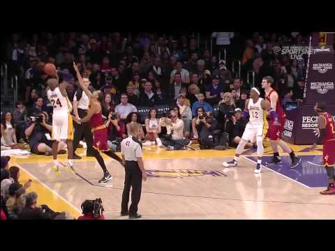 01 13 2013   Cavaliers Vs  Lakers   Team Highlights