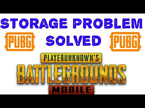 PUBG Storage Problem Solved | How to Install PUBG in SD Card Season 3 Download