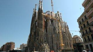 Храм Святого Семейства (Sagrada Família)(Храм Святого Семейства (полное название: Искупительный храм Святого Семейства, кат. Temple Expiatori de la Sagrada Família),..., 2015-07-18T00:53:50.000Z)