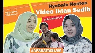 Video Reaction Islam - Nonton Video Sedih Iklan Thailand (Dijamin Nangis) I #APAKATAISLAM