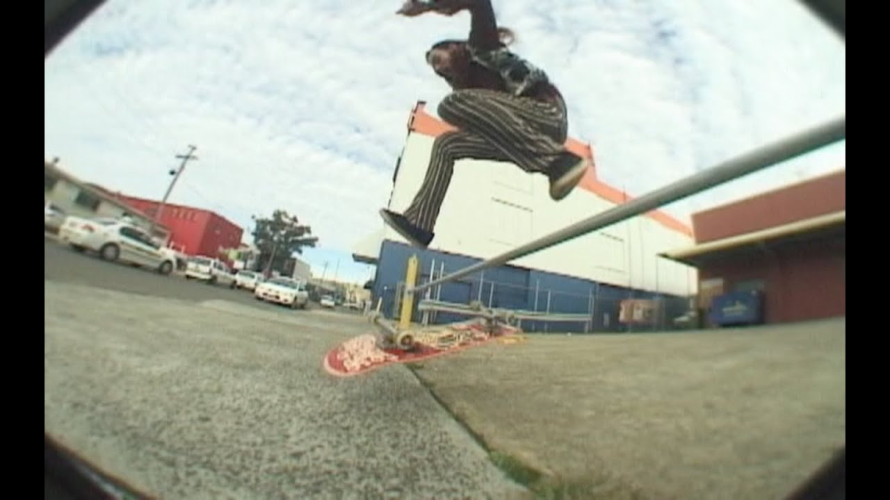 Richie Jackson Skating