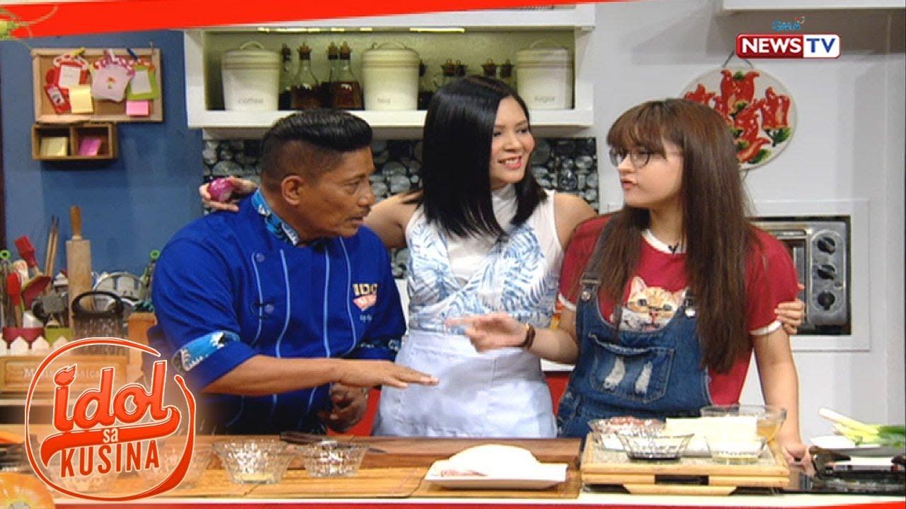 Idol sa Kusina Teaser: Asian Kainan with Jillian Ward