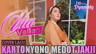 Download Lagu VIA VALLEN - KARTONYONO MEDOT JANJI (DENNY CAKNAN COVER) mp3