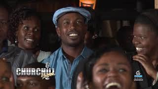 Eric Omondi-Kenyatta's Son MC