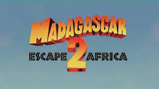MADAGASCAR 2;- funny scenes ever in hindi
