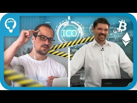 ICOs auf Deutsch erklärt - Chancen & Risiken von ICOs