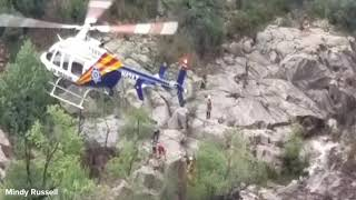 RAW VIDEO: Flash flood rescue near Payson; 9 confirmed dead thumbnail