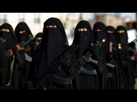 هولندا تحذر من نساء داعش مع انحسار التنظيم