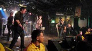 Anberlin - Paperthin Hymn (LIVE HQ)