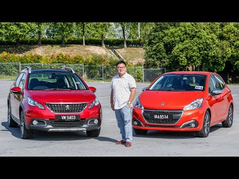REVIEW: 2017 Peugeot 208 and 2008 1.2 PureTech in Malaysia