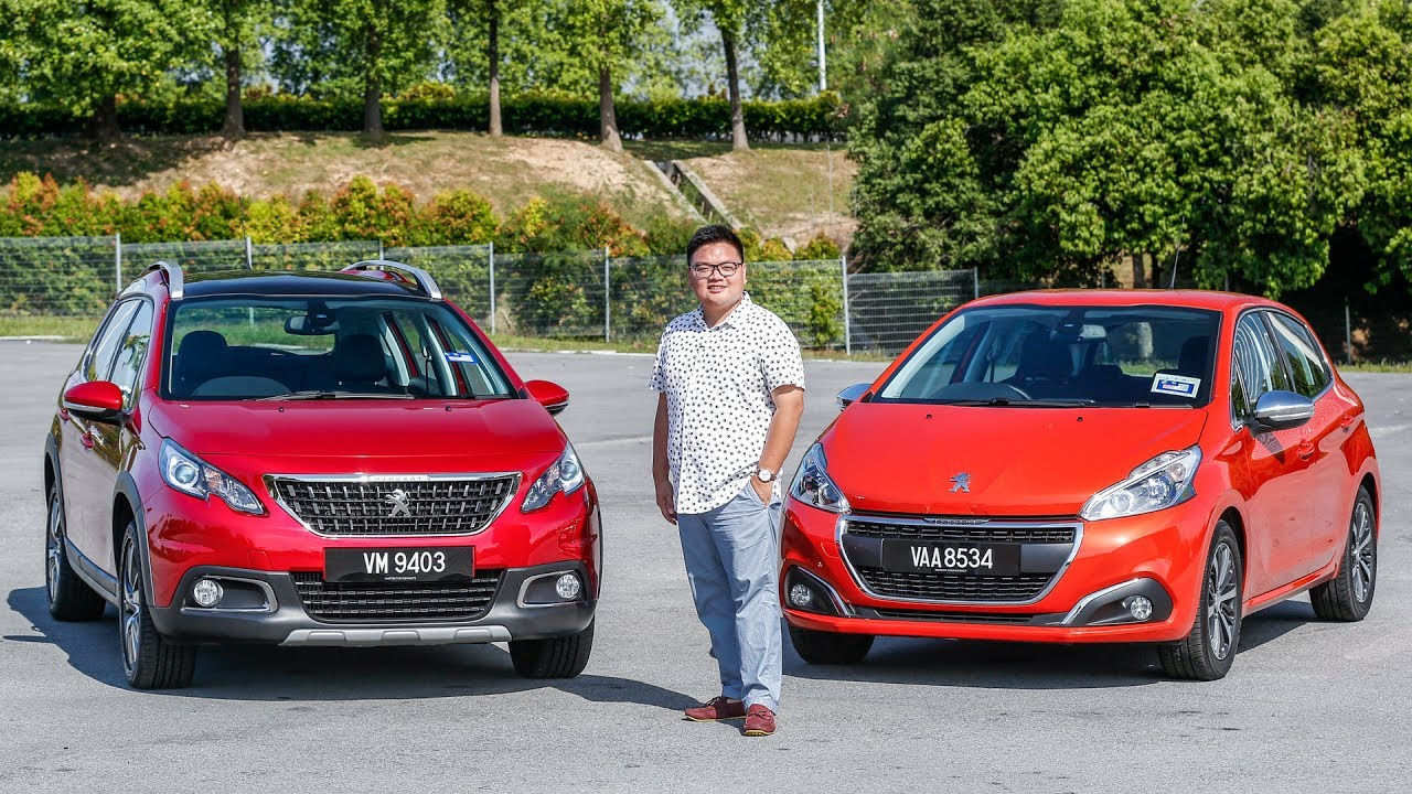 Review 2017 Peugeot 208 And 2008 1 2 Puretech In Malaysia Youtube
