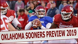 College Football - Oklahoma Sooners Preview 2019