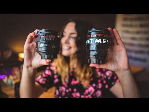 My Favourite Portrait Lenses