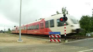 Werkzaamheden rond Groningse spoor succesvol afgerond; lichte vertraging bij Europapark