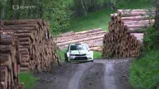 Rallye Český Krumlov 2015 - svět motorů