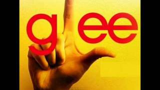 Glee - Poker face (instrumental)