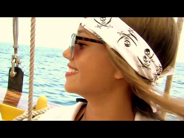 Miss Sur 2017 - Excursión a bordo de Flipper Uno