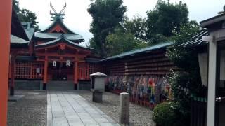 京都 伏見稲荷大社 楼門 内拝殿 本殿 Fushimi Inari Taisha Shrine