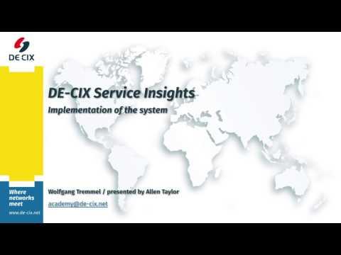 DE CIX Service Insights_DE-CIX Academy