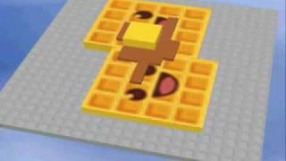 ROBLOX Rox Do you like waffles