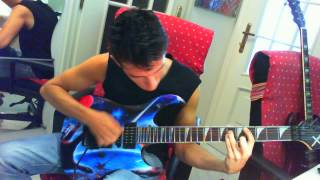 Stratovarius Forever Free Guitar Cover