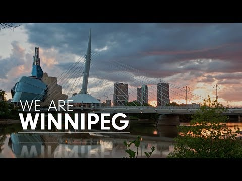 We Are Winnipeg.