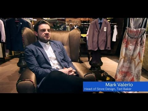 Ted Baker Case Study - Philips Lighting