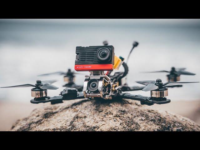SMO 4K Hands-On Review: 30gr 4K FPV Camera by Insta360 & BetaFPV!
