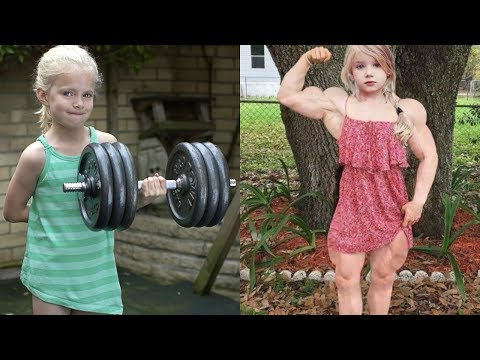 Strongest Little Girls 2018
