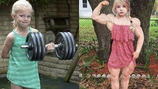 Strongest Little Girls 2018